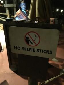 selfie sticks now banned across walt disney world property. Black Bedroom Furniture Sets. Home Design Ideas