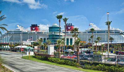 Disney Fantasy Inaugural 1 089