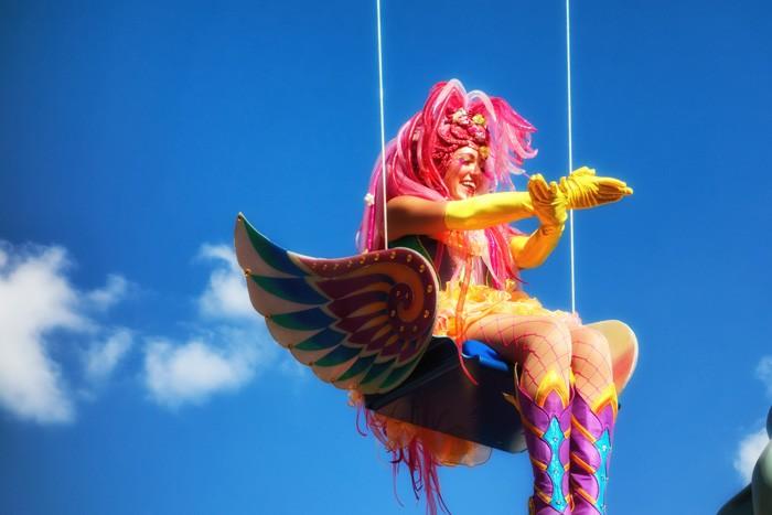 Festival of Fantasy Circus Swing