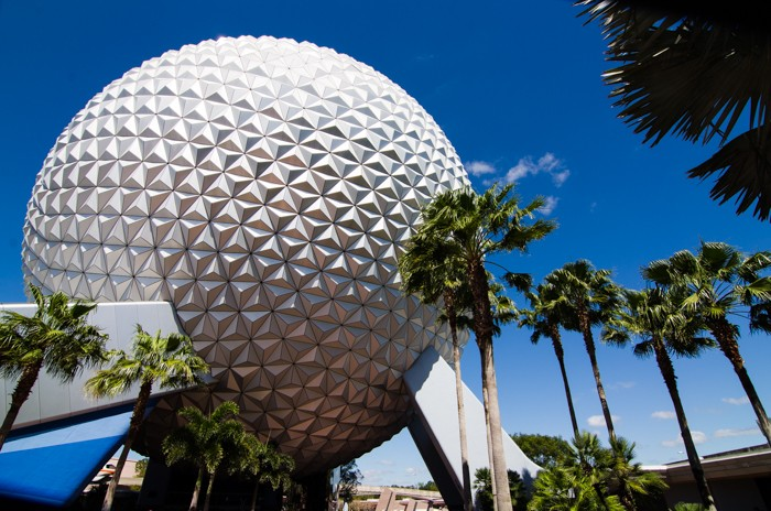 Spaceship Earth MyMagic+