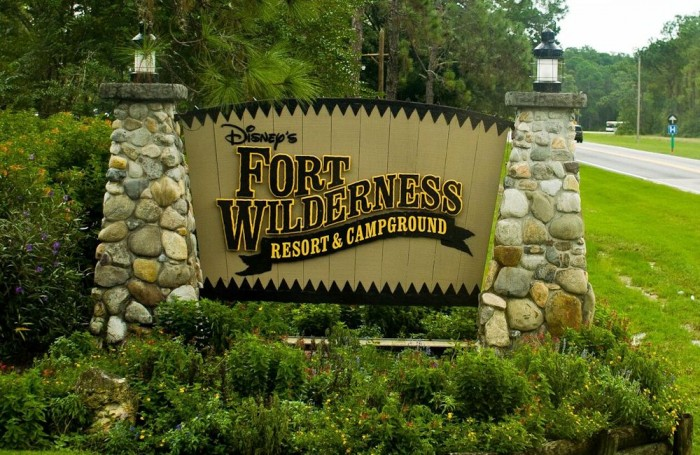 Ft Wilderness Sign