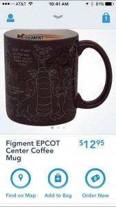 Figment mug!