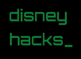disney hacks