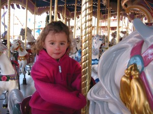 The Carousel is a good alternative for little kids.