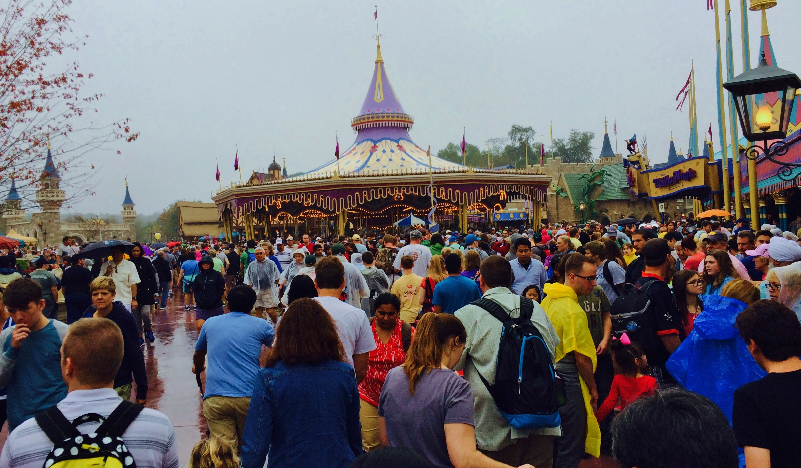 Basics: Using the Crowd Calendar to Decide When to Visit Disney World ...