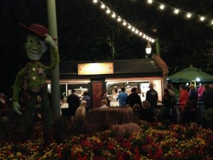 Smokehouse at Epcot Flower and Garden Festival