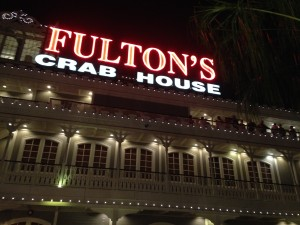 Fulton's Crab House/Paddlefish