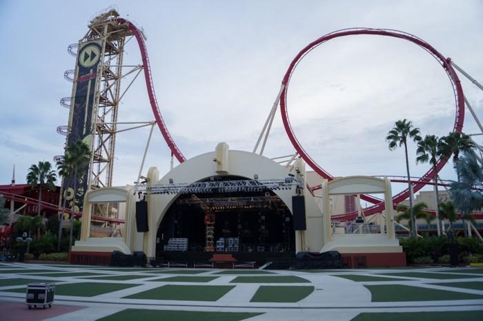 Universal Music Plaza Stage