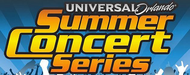 Universal Summer Concert Series banner