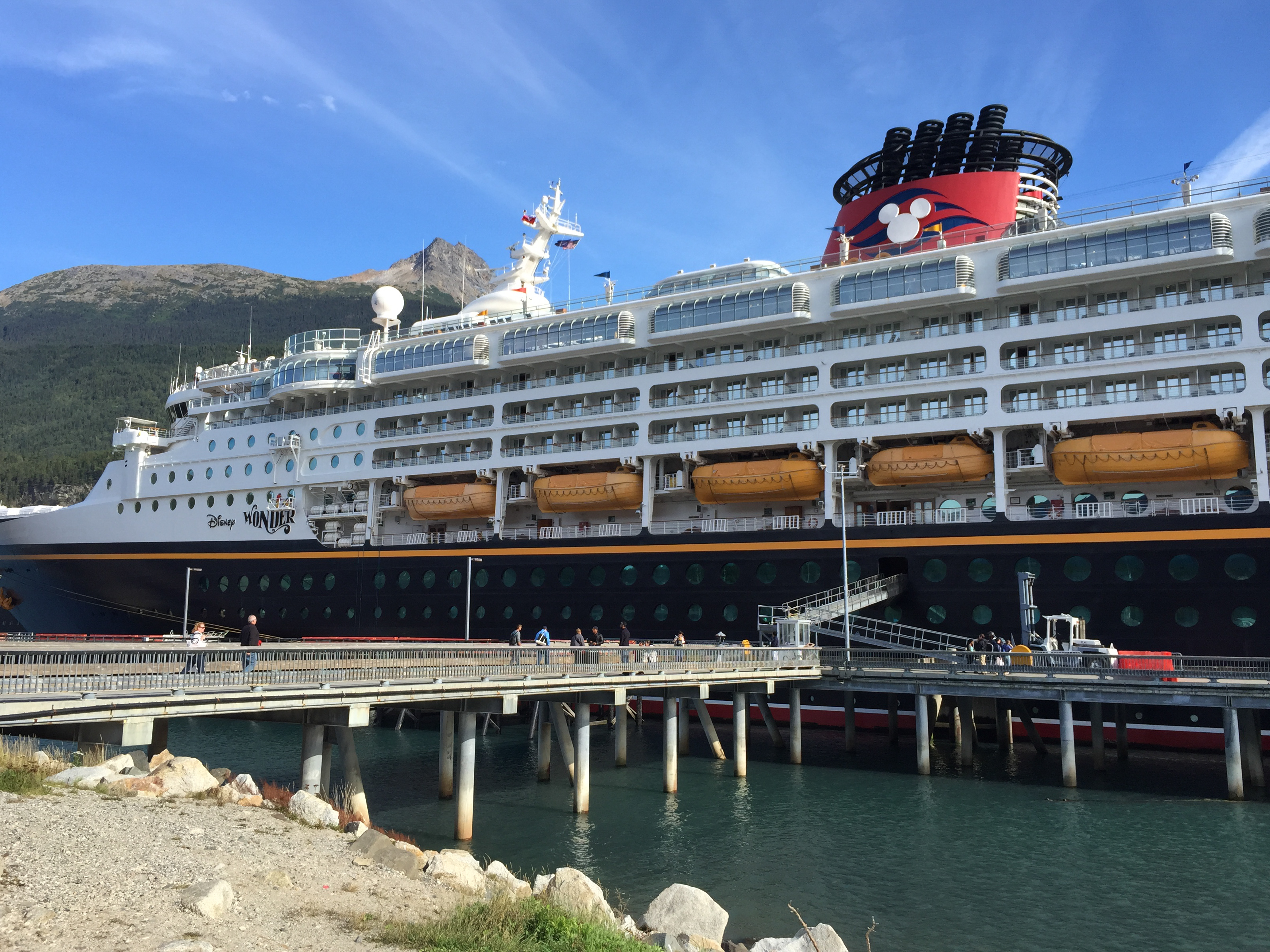 Bob Sehlinger39s Blog  Disney Cruise Line 2017 Summer Itineraries  April