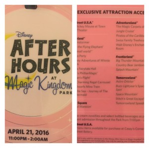 Disney After Hours Event Guide