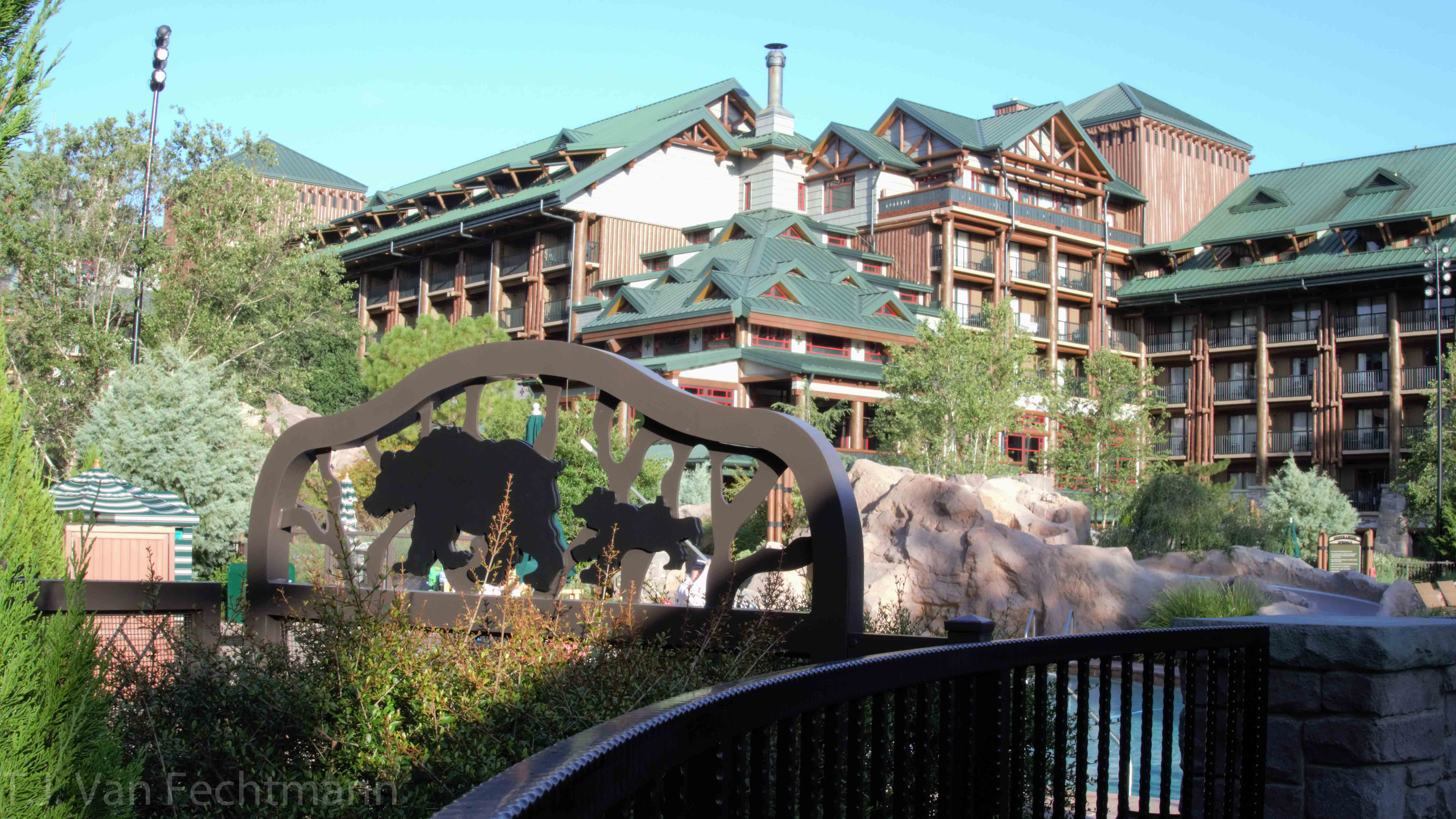 Wilderness Lodge Review And Construction Update