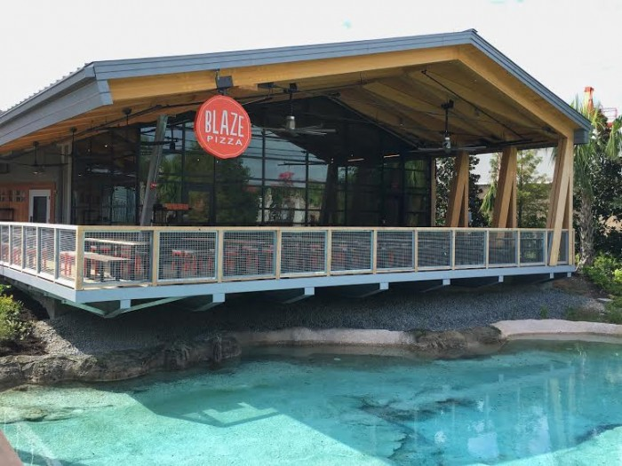 Blaze Pizza: A Fast Favorite at Disney Springs