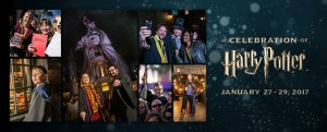 Universal Orlando's A Celebration of Harry Potter returns for 2017. Image ©Universal