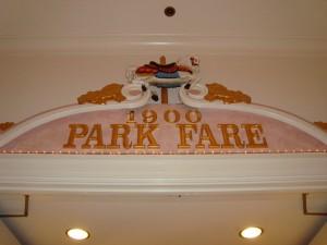 1900 Park Fare
