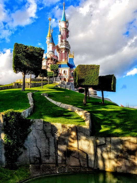 Sleeping Beauty Castle Paris