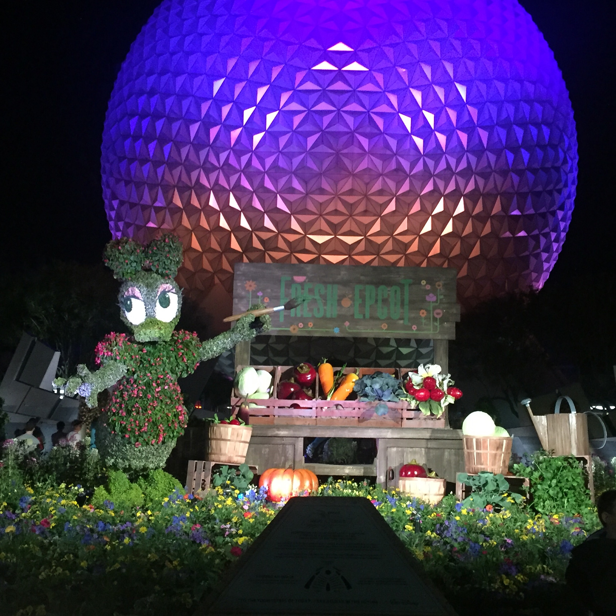 A First Look At The 2017 Epcot Flower And Garden Festival Blog