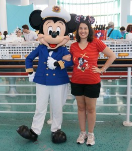 Disney Cruise Line - Mickey