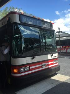 Express Transportation at Walt Disney World