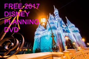 Free Disney 2017 planning DVDs are available now.