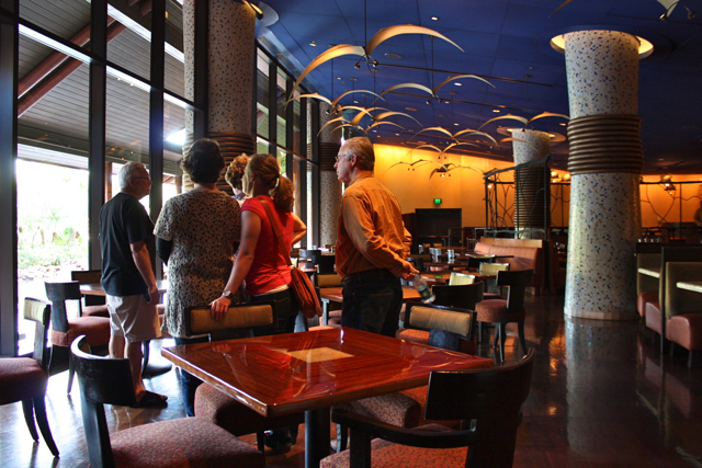 Free Tour Series Culinary Tour At Animal Kingdom Lodge