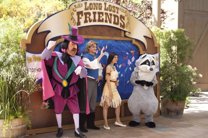 Photo Report: Long Lost Friends Week Begins At Disneyland
