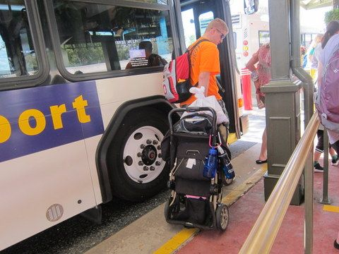 Frequently Asked Questions About Strollers At Disney World