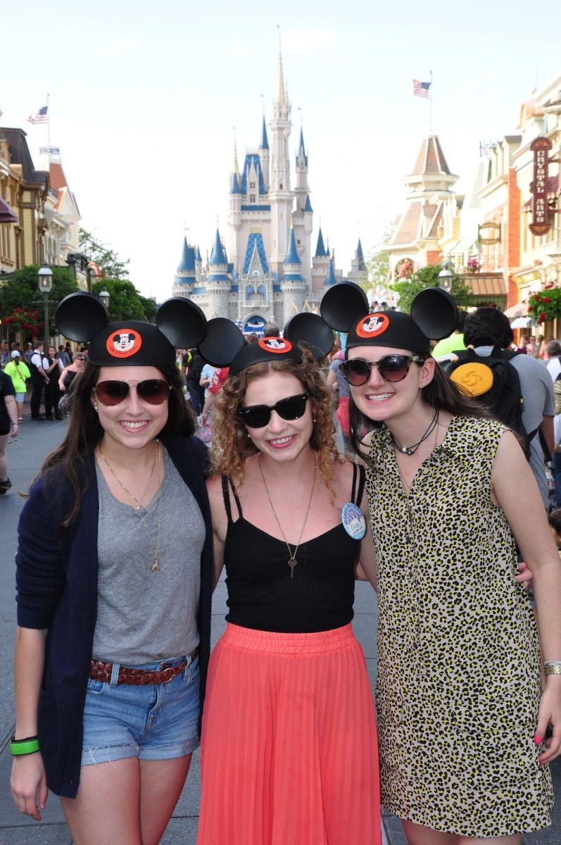 Spring Break At Disney World