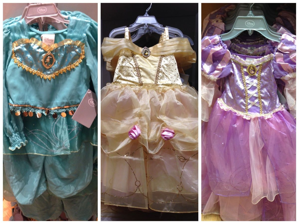Disney Princess Dress And Other Costume Faq