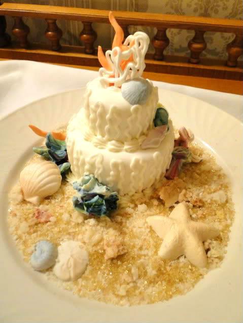 Grand Floridian Birthday Cakes