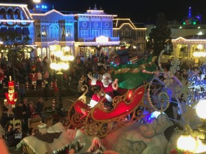 Holiday Christmas Activities At Disney World
