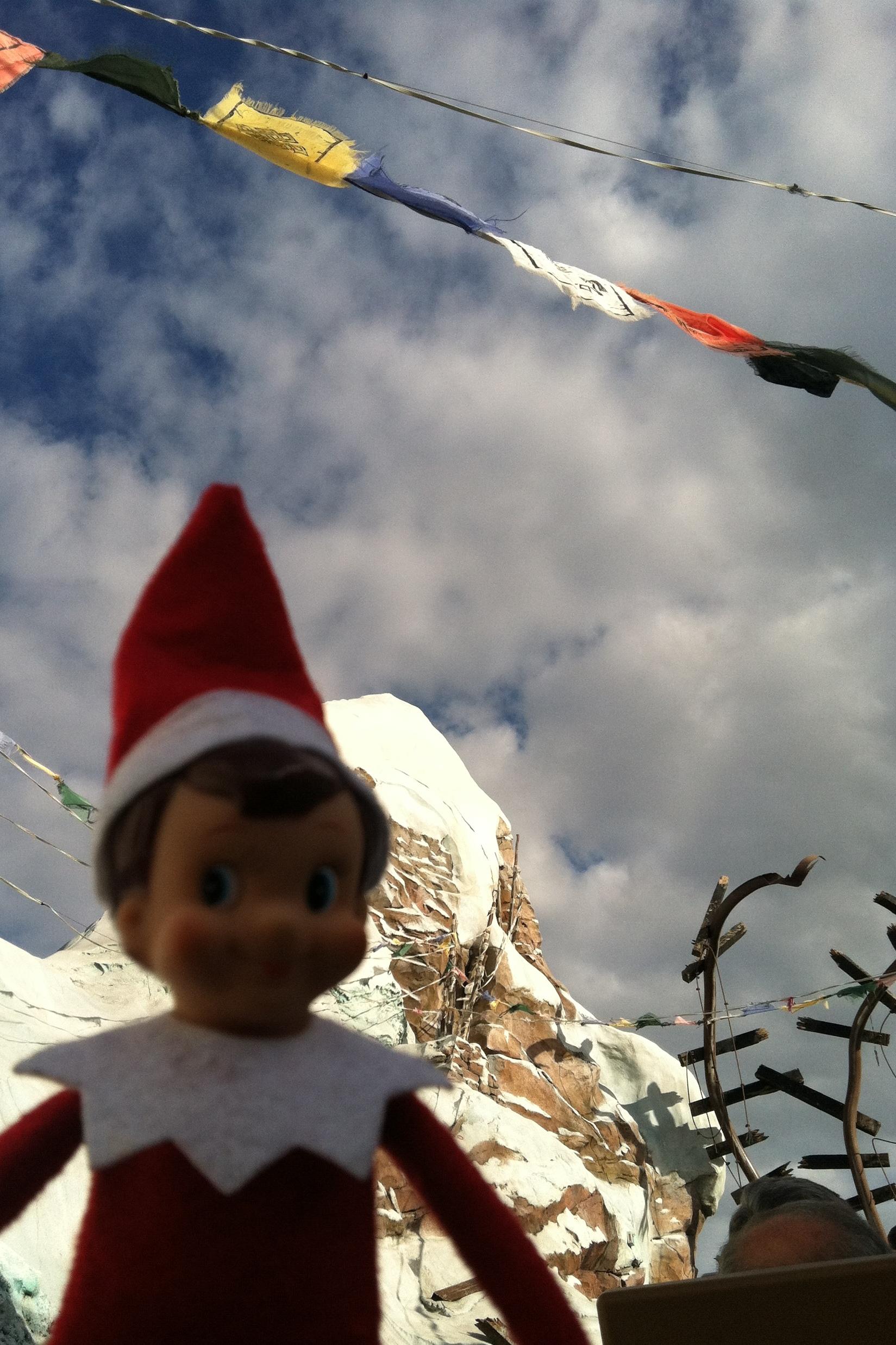 Extra tiny elf on the shelf uma jolie - 1 9