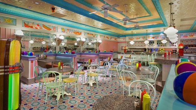 Beaches Amp Cream Soda Shop Touringplans Com Blog