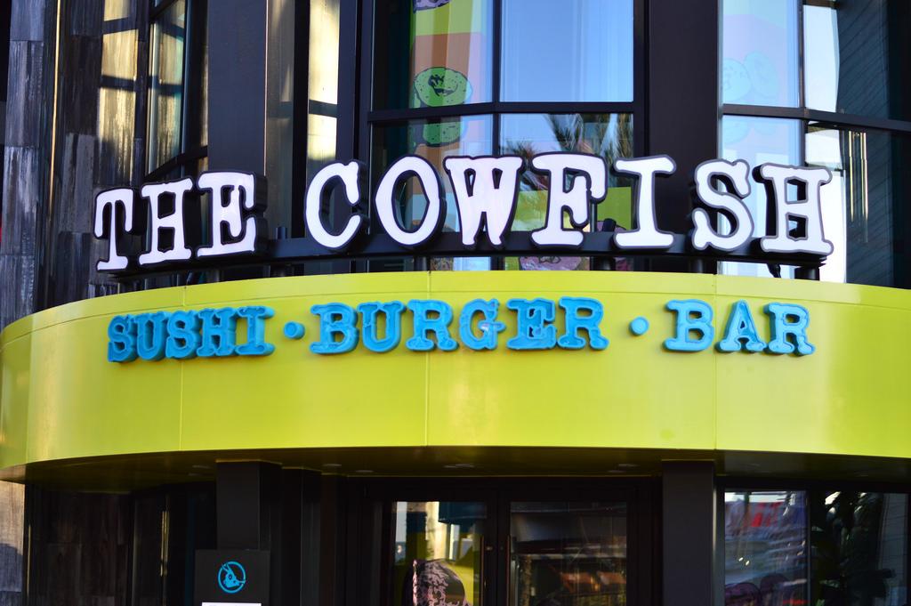 Universal Joint Menu >> Universal Dining - The Cowfish at CityWalk | TouringPlans ...