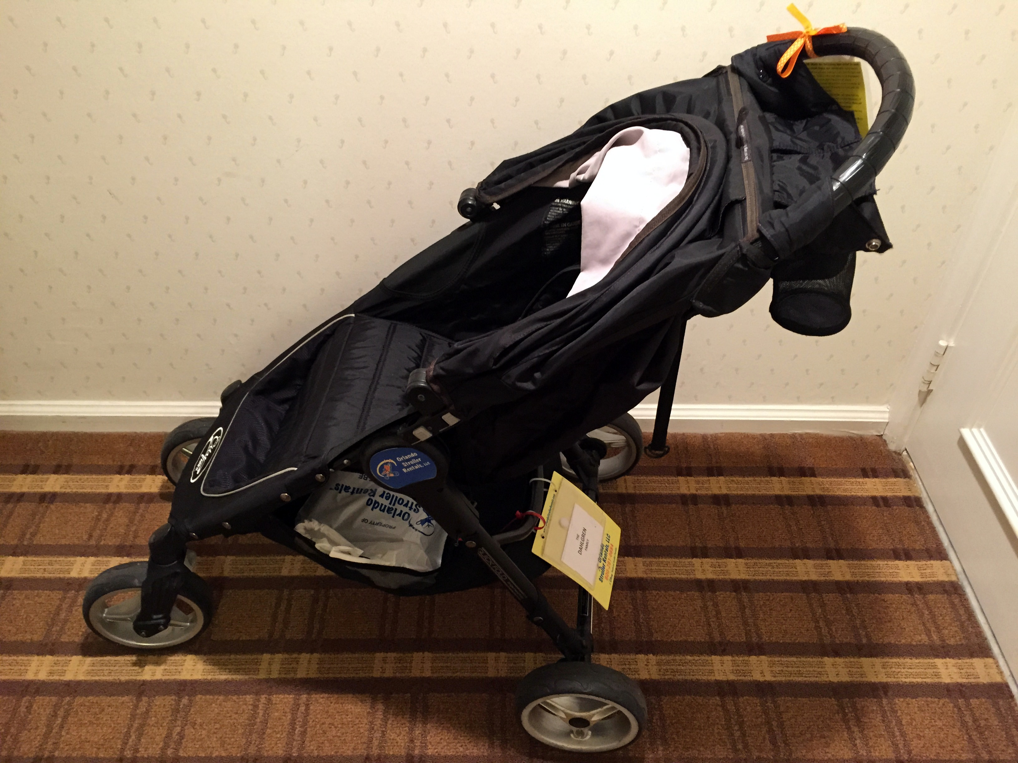 Stroller Rental Review Disney World Touringplans Com
